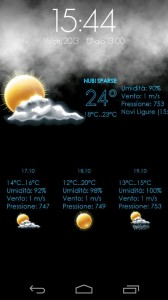 Weather Tab LWP_screen_2
