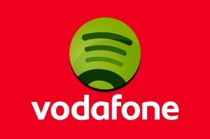 vodafone & spotify