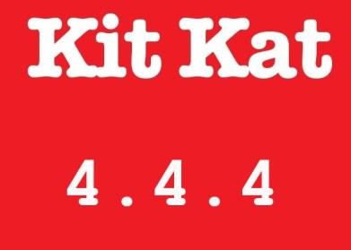 Android-4.4.4 KitKat