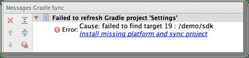 Android Studio Beta missing