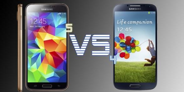 Dati da iPhone su Galaxy S5 & Galaxy S4