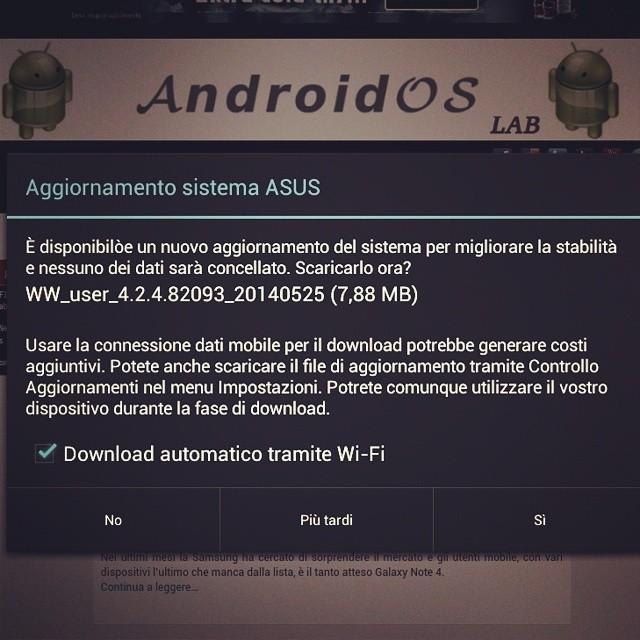 update momo pad 7