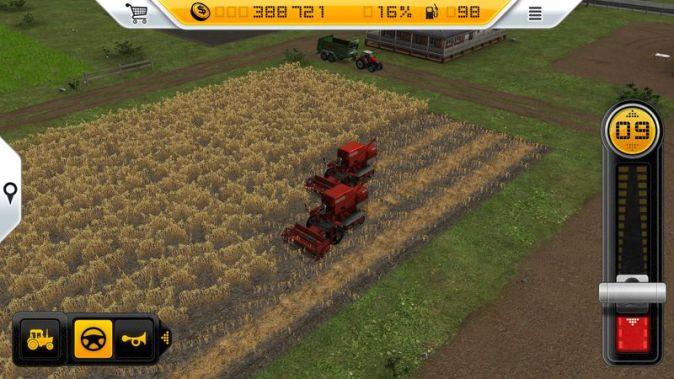 farming simulator 14 v1 3 5 mod apk para hileli 3 Farming Simulatör 2014 Apk Android Uygulamasını Full İndir