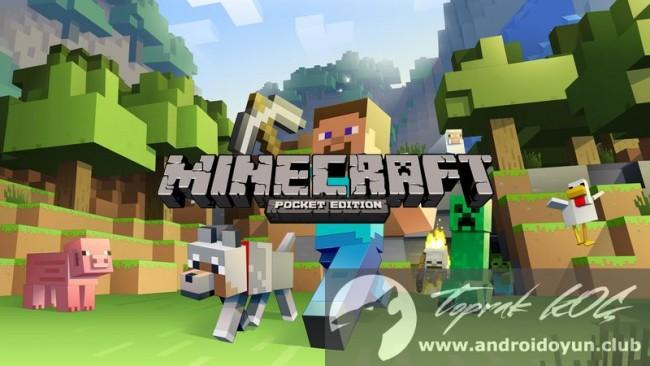 Minecraft Pocket Edition v1.0.0.1 FULL APK