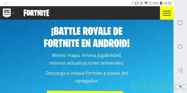 FORTNITE on Android, compatible TV-Box and how to play with Gamepad or keyboard and mouse