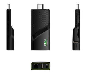 Side views of the RKM V5 ports