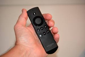 Amazon FireTV Voice Remote works on Android TV box