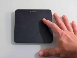 Logitech T650 touchpad