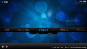 Kodi-Video