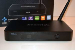 Zoomtak T8 Plus TV box