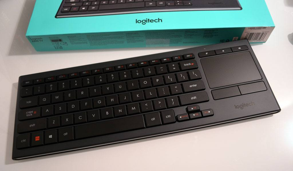 Logitech K830 Living Room Keyboard