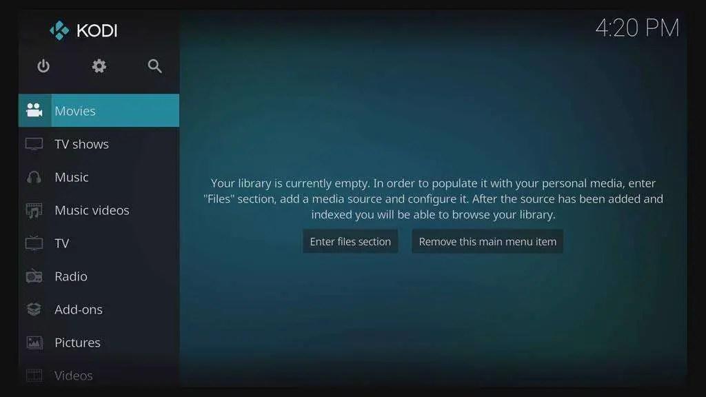 How to reset Kodi on Fire TV - a fresh start with Kodi