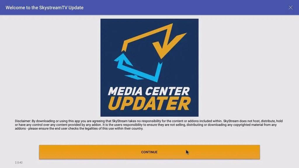 Media Center TV