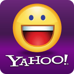 Yahoo Messenger Logo - Android Picks