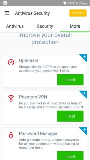 Avira Antivirus Screenshots New 2 - Android Picks (3)