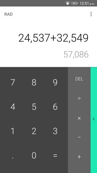 Google Calculator Screenshot New - Android Picks (1)