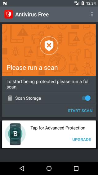 Bitdefender Antivirus Free Screenshots - Android Picks (2)