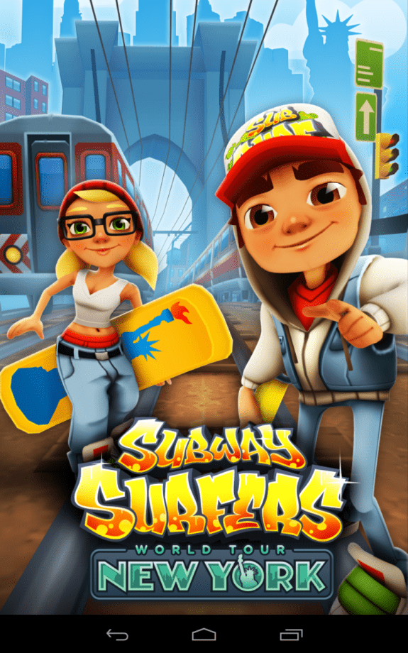 Subway Surfers New