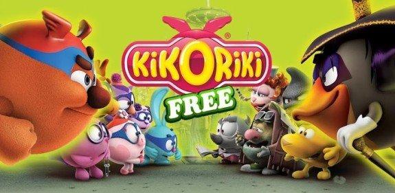 Kikoriki free