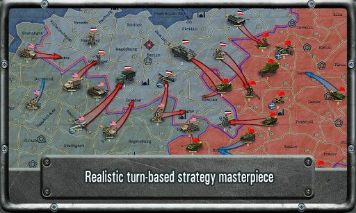 Strategy & Tactics World War II Android