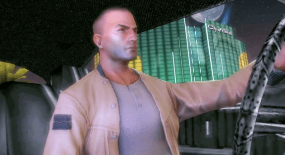 Gangstar vegas - the game's protagonist