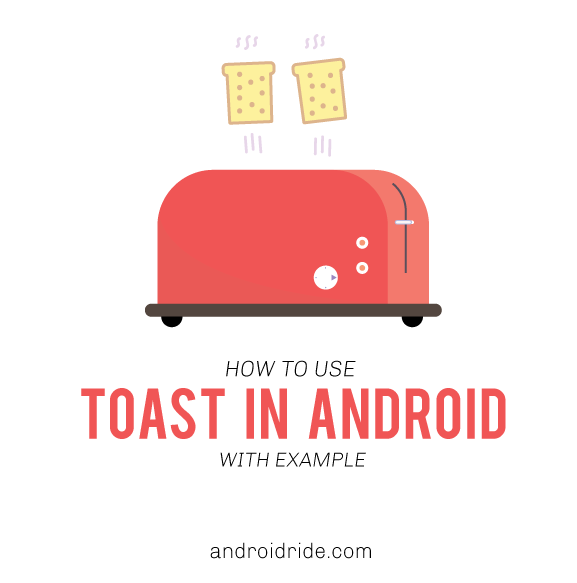 android toast example