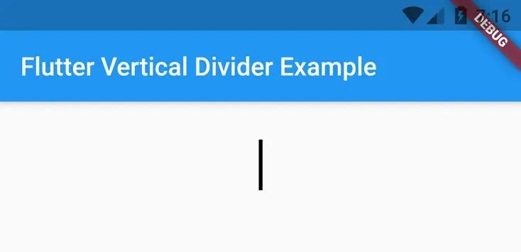 divider vertical flutter