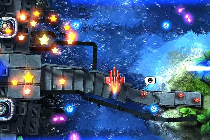 Screenshot De Sky Force 2014 Para Android