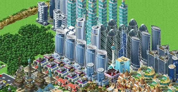 Screenshot De Megapolis Para Android
