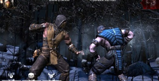 MORTAL KOMBAT X Para Android - Captura