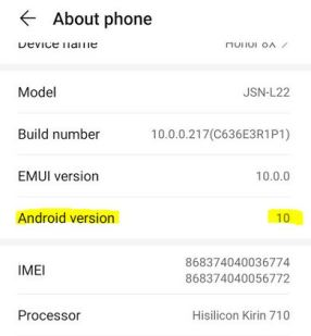 1604819413 815 Como degradar la version de Android sin la aplicacion