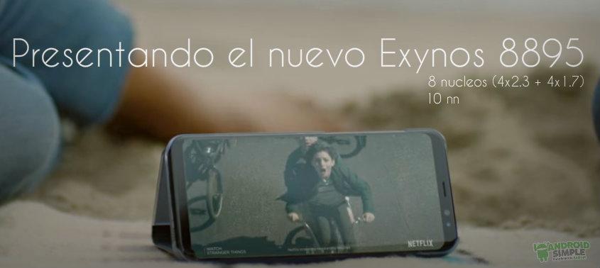 Samsung Exynos 8895