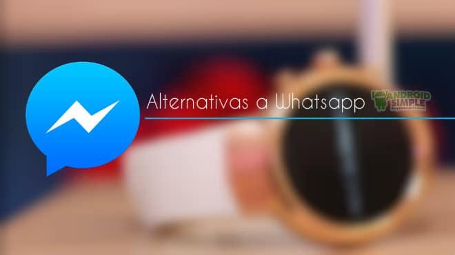 Messenger alternativa Whatsapp
