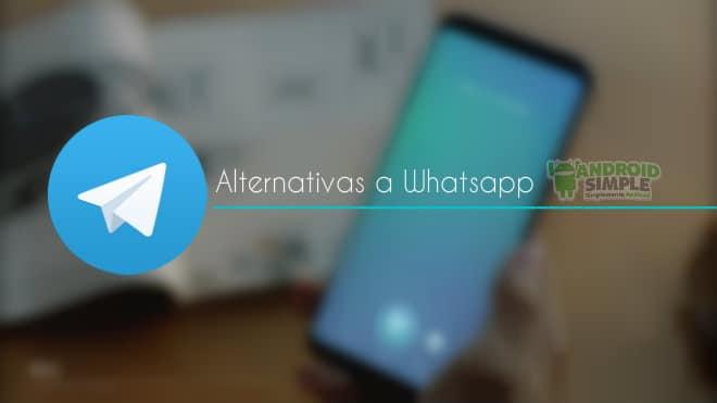 Telegram alternativa Whatsapp