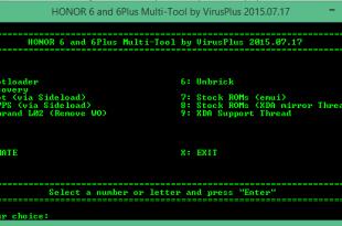 Honor6 Multi Tool2
