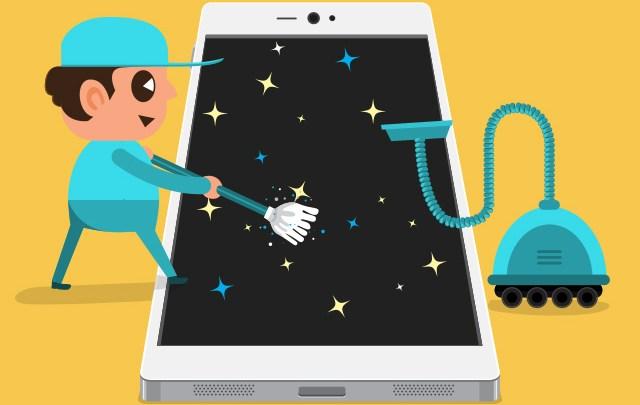 7 melhores aplicativos para limpeza do celular