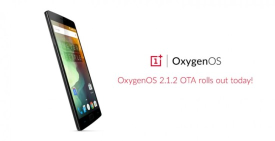 OxygenOS 2.1.2 for OnePlus 2