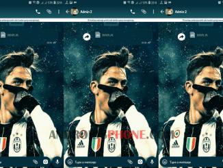 Download Tema Dybala Juventus Untuk GB Whatsapp Thema WA