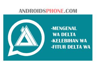 Download dan Install GBWhatsapp Delta Versi Terbaru