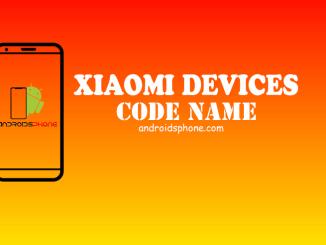 Daftar Code Name Xiaomi Semua Tipe Terlengkap
