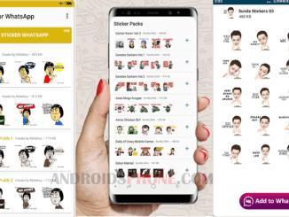 Download Kumpulan Stiker Whatsapp Terlucu dan Terbaru
