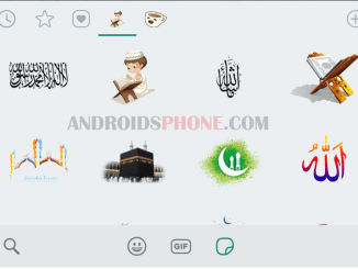 Download Stickers Islamic Apk For Whatsapp Terbaru