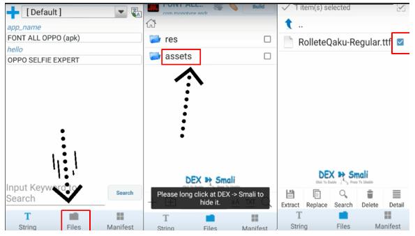 Cara Mengganti Font Oppo A5S Tanpa Root Berhasil