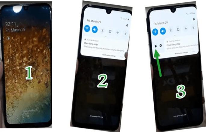 Cara Melewati Akun Google Samsung A20 Tanpa PC Berhasil