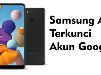 Cara Melewati Lupa Akun Google Samsung A21