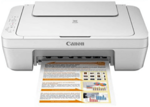 Canon MG2580 Driver Download