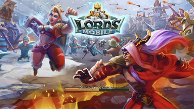 Descargar Lords Mobile Apk