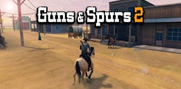 descargar Guns and Spurs 2