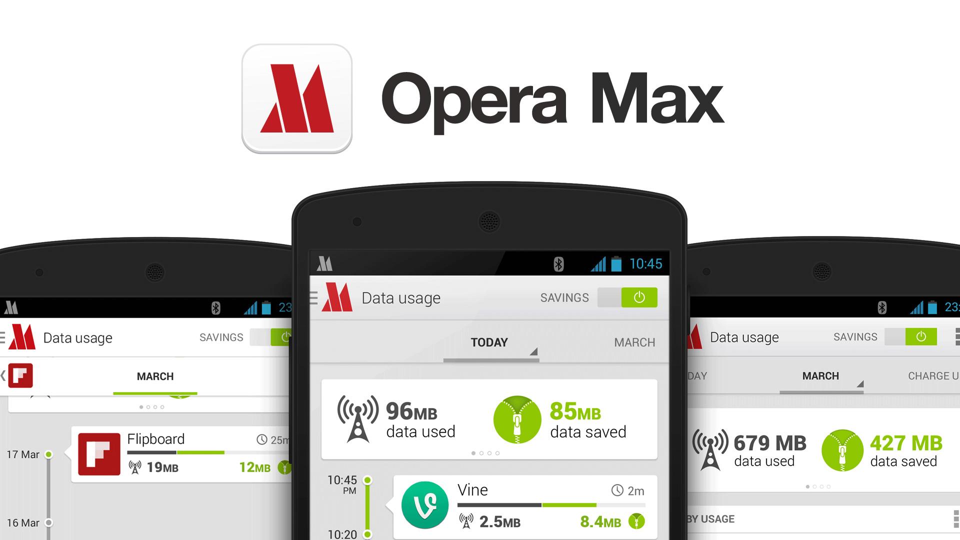 opera max apk