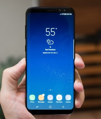 Galaxy S8 Screen capture app on android